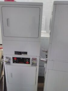 Speed Queen Stacked Electric Dryer