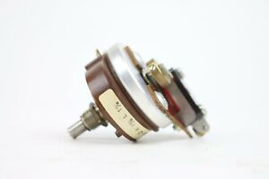 One Vintage Unmarked 10k Ohm Potentiometer 1 Precision Maybe Irc