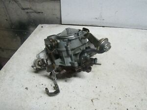 Gm Rochester 2 Jet Carburetor Two Barrel 17050257
