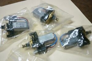 Four Pieces Ff 180sh Small Electric Dc Motor Kw 28 99 W speed gear Reducer New