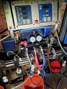 Used Spray Foam Insulation Rig Graco H25 Ipm Pumps And Additional Items