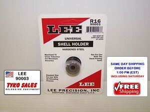 LEE 90003 * LEE UNIVERSAL SHELL HOLDER 90003 * R16 * 7.62x54MM RIMMED RUSSIAN $7.99