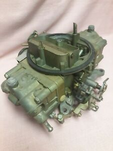 Nos 1970 Torino 429 Scj Holley Carburetor