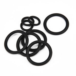 225 Pcs O Rings Automotive Rubber Gasket Seal Assortment Washers Kit Accs Parts