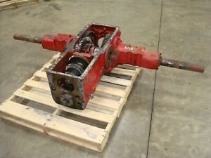 1964 International Ih Farmall 504 Rc Tractor Transmission Rearend Assembly