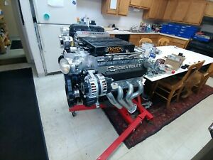 Chevrolet Ls9 Ls3 Supercharged 1200 Hp Engines 418 Cu In Track Proven