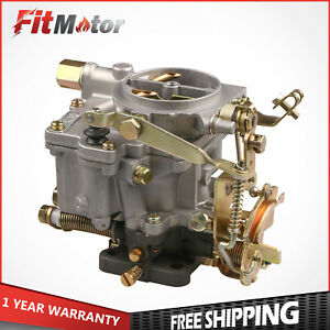 Hand Choke Carburetor For 86 88 Suzuki Samurai 1 3l Engine Toy250 Replacement