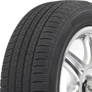 2 New 225 50r17 94v Continental Contitouringcontact Cv95 225 50 17 Tires