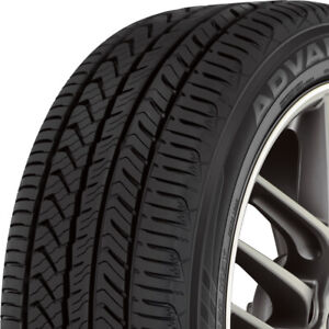 4 New 205 55r16 4 Ply 91w Yokohama Advan Sport As 205 55 16 Tires