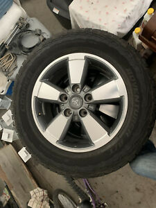 Wheels And Tires Packages Tundra