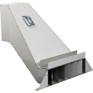 Lb White Unit Diffuser For Premier 40 Heater With Quick Connect