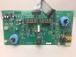 Miller Invision Xmt 456 Cc cv Front Display Circuit Card 201786