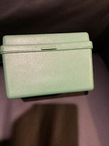 Empire Pencil Company Index Card Holder Green