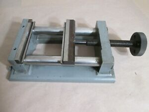Moore Tool Precision Toolmakers Vise 6 X 5 1 2 Very Nice