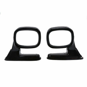 F352 Dual Sport Universal Side View Car Mirrors For Suv Car Truck Van Traffic