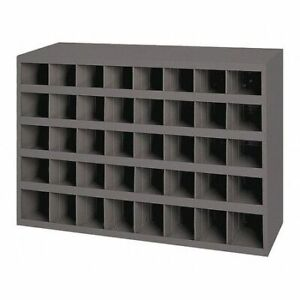 Durham Mfg 349 95 Prime Cold Rolled Steel Pigeonhole Bin Unit 8 1 2 In D X