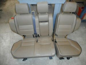 2002 Land Rover Discovery Ii Rear Seats