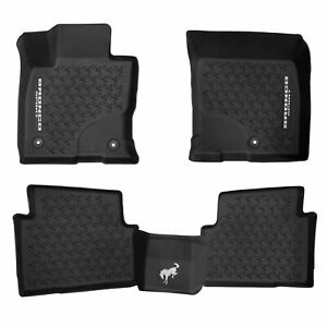 Oem 2021 Ford Bronco Sport All Weather Floor Liners Mats Trays Mp1z7813300aa
