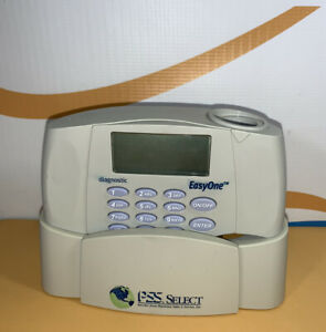Ndd Easyone 2000 Diagnostic Spirometer With Cradle And No Cable Untested