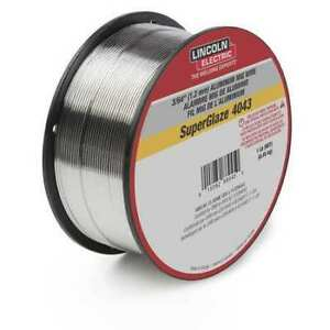 Lincoln Electric Ed030312 Mig Welding Wire 5356 035 spool