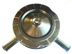1966 67 Mopar 383 440 Dual Snorkel Air Cleaner Without Cap Charger Sport Fury