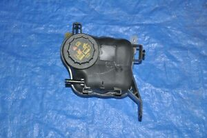2012 Ford Explorer Limited 3 5l Awd 2 Radiator Coolant Reservoir Tank Oem