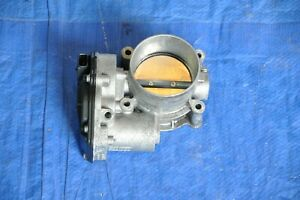 2012 Ford Explorer Limited 3 5l Awd 2 Throttle Valve Body Assembly Oem