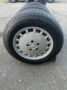 1987 Mercedes 560sl Wheels And Tires