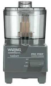 Waring Commercial Wcg75 Food Processor chopper Grinder