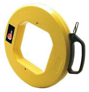 Eclipse 900 148 Fish Tape 1 8 In X 100 Ft spring Steel