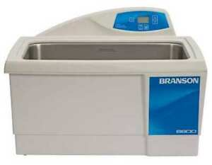 Branson Cpx 952 819r Ultrasonic Cleaner cpx 5 5 Gal 99 Min
