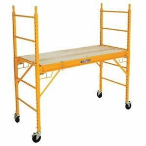 Werner Srs 72 Scaffold Tower 75 In H