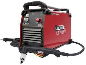 Lincoln Electric K2808 1 Plasma Cutter 20 60a inverter 80 Psi