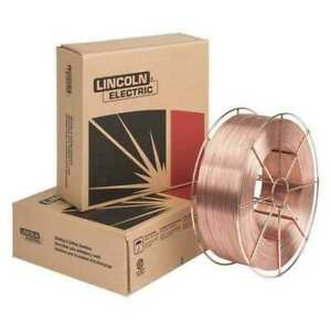 Lincoln Electric Ed031914 Mig Welding Wire 44 Lb 0 035 In Dia