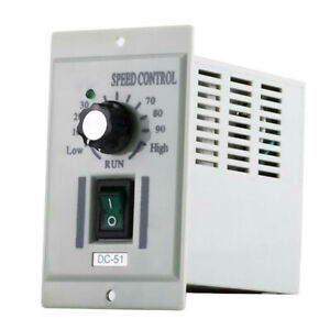 For Router Fan Variable Speed Controller Electric Motor Rheostat Ac 110v 1 3 Ph