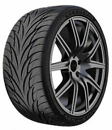 1 New Federal 215 40zr16 Xl 595 Tires 215 40 16 2154016