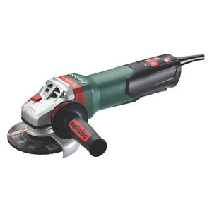 Metabo Wpb 13 125 Quick Ds Angle Grinder 4 1 2 5 11000 Rpm