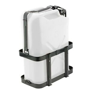Smittybilt 2798 In Stock Jerry Gas Can Holder Holds 5 Gallon Steel Jerry Can