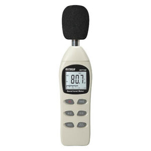 Extech 407730 Digital Sound Level Meter 40 To 130 Db