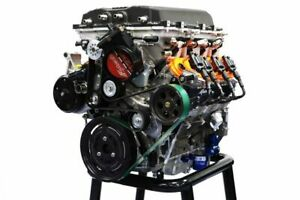Chevolet Lt 5 Supercharged 418 Cu In Race Engine 1121 Hp 6800 Rpm