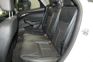 2015 Ford Focus rear Seat Black Leather Back Bench 2nd Row Second Oem