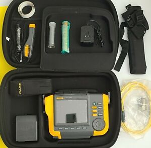Priced To Sell Fluke 810 Handheld Vibration Tester With Extra Battery