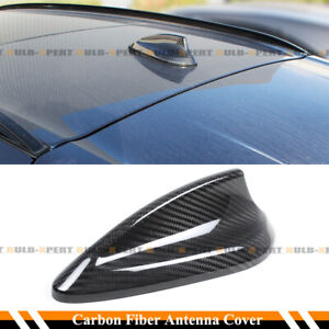 For Bmw X3 X4 X3m X4m X5 X6 X5m X6m X7 Carbon Fiber Shark Fin Antenna Cover Cap