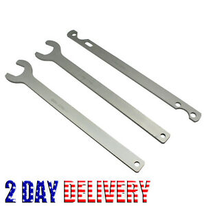 3pc Bmw 36mm And 32mm Fan Clutch Nut Wrench Clutch Holder Removal Tool Kit