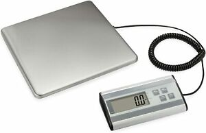 D g tal Postal Scale 440 Pound X 6oz We gh ng Capac ty Sat nles Steel Kg g lb