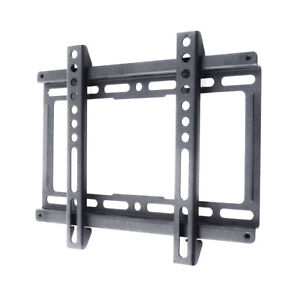 Tv Wall Mount Bracket For 22 32 Screen Max Vesa 200x200 Up To 165lbs