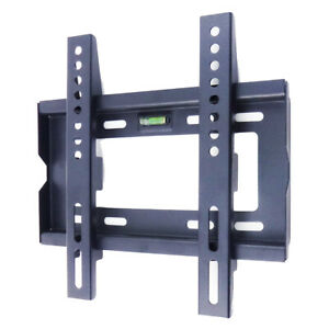 Tv Wall Mount Bracket For 14 37 Screen Max Vesa 200x200 Up To 110lbs