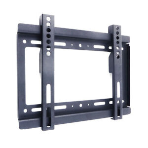 Tv Wall Mount Bracket For 14 37 Screen Max Vesa 200x200 Up To 44lbs