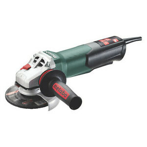 Metabo Wp 13 125 Quick Angle Grinder 4 1 2 5 11000 Rpm