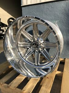 26x16 American Force Peak Concave Ford F 250 F 350 Super Duty In Stock